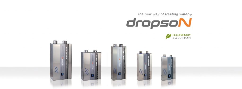dropson, limscale prevention, homewater solutions, water, limescale
